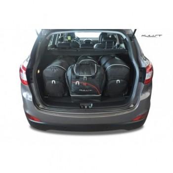 Kit de mala sob medida para Hyundai ix35 (2009-2015)