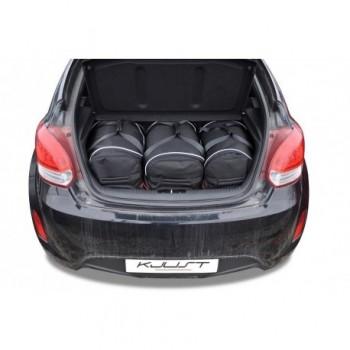 Kit de mala sob medida para Hyundai Veloster