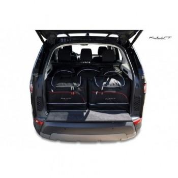 Kit de mala sob medida para Land Rover Discovery 5 bancos (2017 - atualidade)