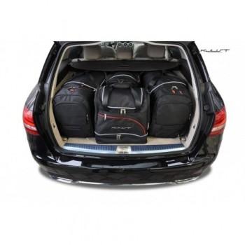 Kit de mala sob medida para Mercedes Classe-C S205 touring (2014 - atualidade)