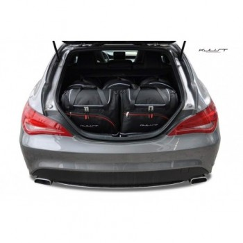 Kit de mala sob medida para Mercedes CLA X117 touring (2015 - 2018)
