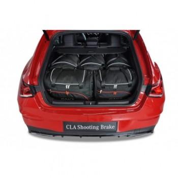 Kit de mala sob medida para Mercedes CLA X118 (2019 - atualidade)