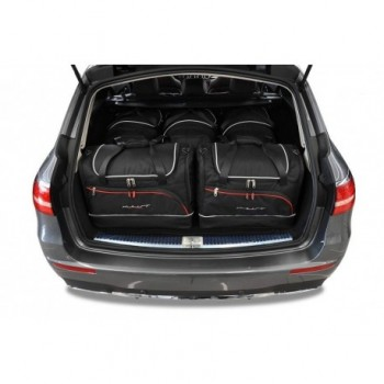 Kit de mala sob medida para Mercedes Classe-E S213 touring (2016 - atualidade)