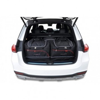 Kit de mala sob medida para Mercedes GLE V167 (2019 - atualidade)