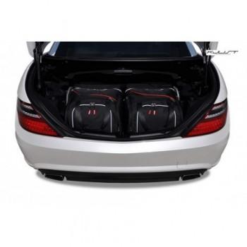Kit de mala sob medida para Mercedes SLK R172 (2011 - atualidade)