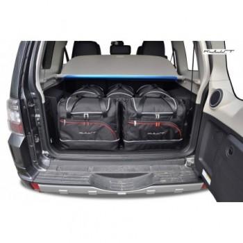 Kit de mala sob medida para Mitsubishi Pajero / Montero (2006 - atualidade), 5 portas