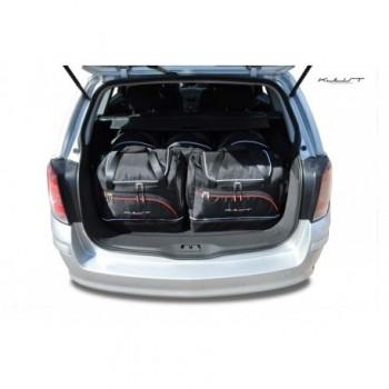 Kit de mala sob medida para Opel Astra H touring (2004 - 2009)