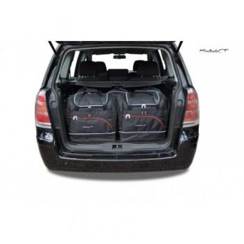 Kit de mala sob medida para Opel Zafira B 5 bancos (2005 - 2012)