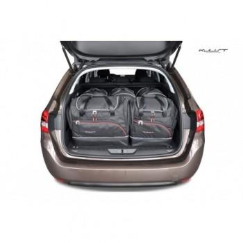 Kit de mala sob medida para Peugeot 308 touring (2013 - atualidade)