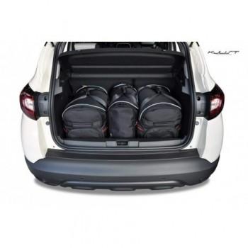 Kit de mala sob medida para Renault Captur Restyling (2017 - atualidade)