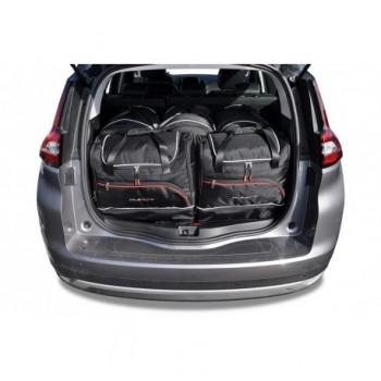 Kit de mala sob medida para Renault Grand Scenic (2016-atualidade)
