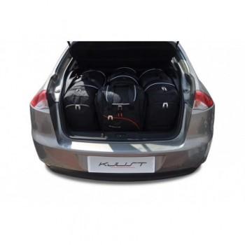 Kit de mala sob medida para Renault Laguna 5 portas (2008 - 2015)