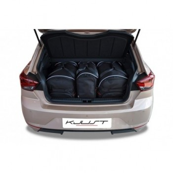 Kit de mala sob medida para Seat Ibiza 6F (2017 - atualidade)