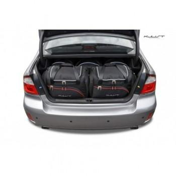 Kit de mala sob medida para Subaru Legacy berlina (2003 - 2009)