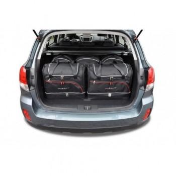 Kit de mala sob medida para Subaru Outback (2009 - 2015)