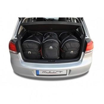 Kit de mala sob medida para Volkswagen Golf 6 (2008 - 2012)