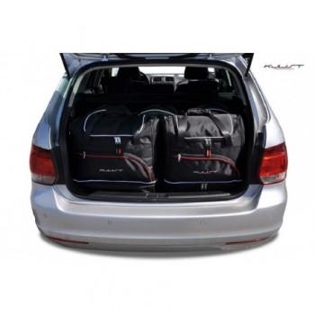 Kit de mala sob medida para Volkswagen Golf 6 touring (2008 - 2012)