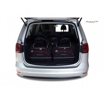 Kit de mala sob medida para Volkswagen Sharan 5 bancos (2010 - atualidade)