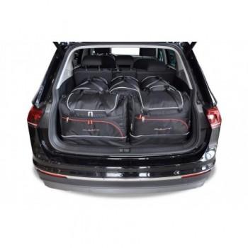 Kit de mala sob medida para Volkswagen Tiguan Allspace (2018 - atualidade)