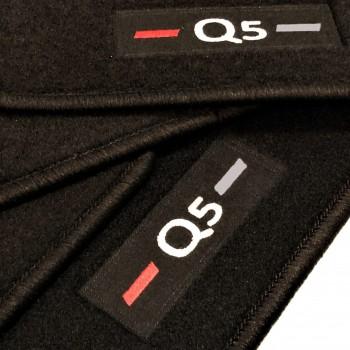 Tapetes Audi Q5 FY (2017 - atualidade) à medida logo