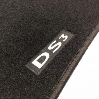 Tapetes Citroen DS3 (2010 - atualidade) à medida Logo