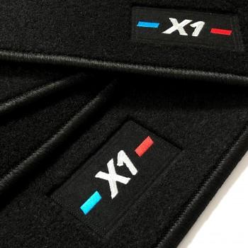 Tapetes BMW X1 F48 (2015 - 2018) à medida logo