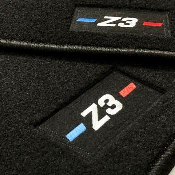 Tapetes BMW Z3 à medida logo
