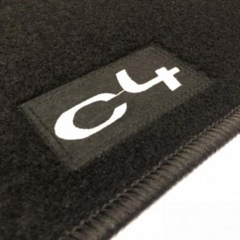 Tapetes Citroen C4 (2010 - atualidade) à medida Logo