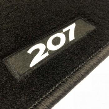 Tapetes Peugeot 207 CC à medida Logo