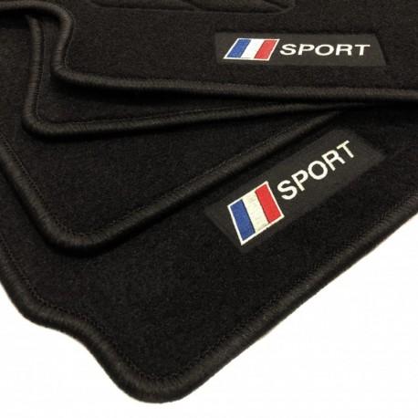 Tapetes flag França Peugeot 308 touring (2007 - 2013)