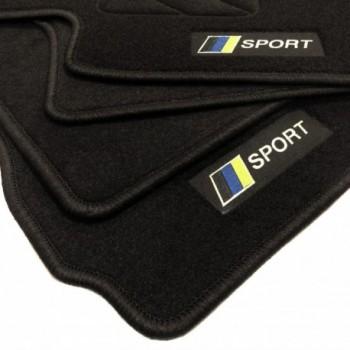 Tapetes flag Racing Subaru Justy (2003 - 2007)