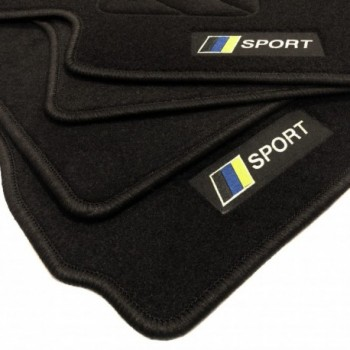 Tapetes flag Racing Subaru Justy (2007 - 2011)