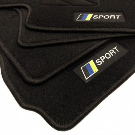 Tapetes flag Racing Volvo C70 cabriolet (2006 - 2013)