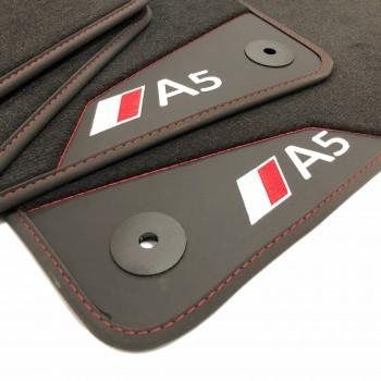 Tapetes para o automóvel Audi A5 F57 cabriolet (2017 - atualidade)