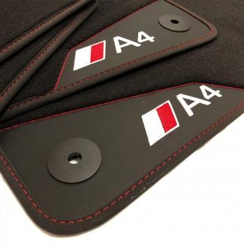Tapetes para o automóvel Audi A4 B9 Avant Quattro (2016 - 2018)