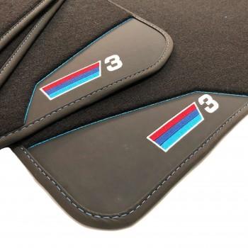 Tapetes para o automóvel BMW Série 3 E30 cabriolet (1986 - 1993)