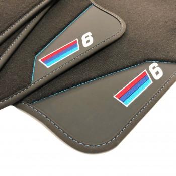 Tapetes para o automóvel BMW Série 6 F06 Gran Coupé (2012 - atualidade)