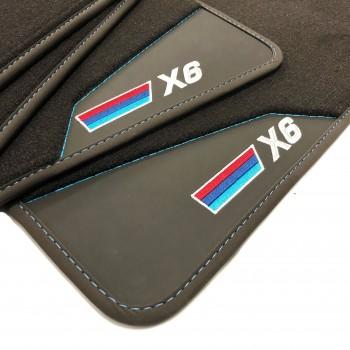 Tapetes para o automóvel BMW X6 F16 (2014 - 2018)