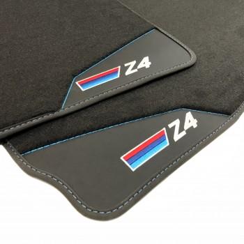 Tapetes para o automóvel BMW Z4 E85 (2002 - 2009)