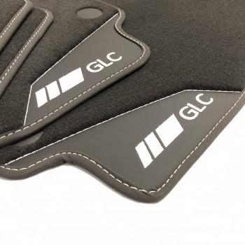 Tapetes para o automóvel Mercedes GLC C253 Coupé (2016 - atualidade)