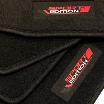 Tapetes Seat Leon MK2 (2005 - 2012) à medida Logo