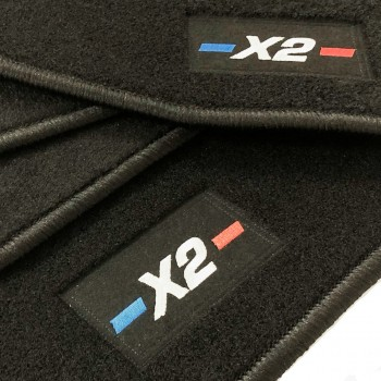 Tapetes logo BMW X2