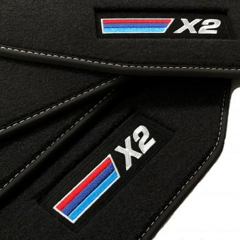 Tapetes veludo BMW X2