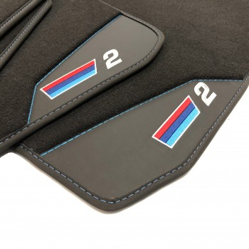 Tapetes para o automóvel BMW Série 2 F23 cabriolet (2014 - atualidade)