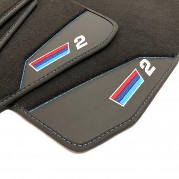 Tapetes para o automóvel BMW Série 2 F46 7 bancos (2015 - atualidade)