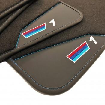 Tapetes para o automóvel BMW Série 1 E81 3 portas (2007 - 2012)
