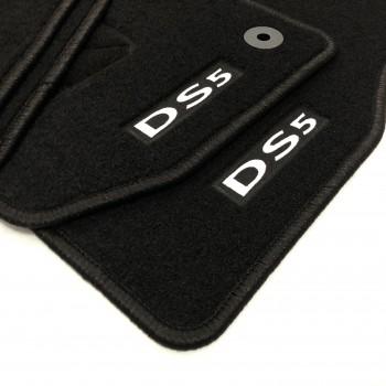 Tapetes Citroen DS5 à medida Logo