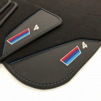 Tapetes para o automóvel BMW Série 4 F32 Coupé (2013 - atualidade)