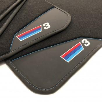 Tapetes para o automóvel BMW Série 3 E46 cabriolet (2000 - 2007)