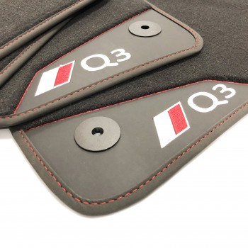 Tapetes para o automóvel Audi Q3 (2019-atualidade)